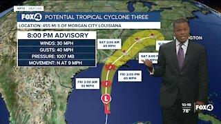 Tropics Update 6/17/21 10 PM