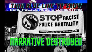 Ex-Lawman Destroys The 'Police Are Racist Killers' Narrative