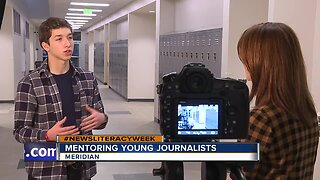 Mentoring the next generation of journalists