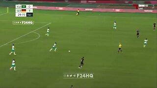 Saudi Arabia Germany - Tokyo Olympics