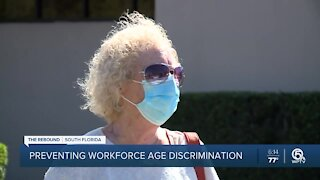 Job seeker voices concern about workplace age bias