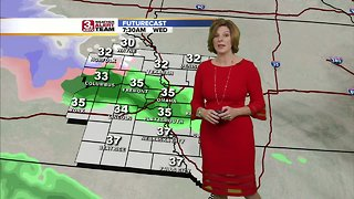 Jennifer's Christmas Forecast