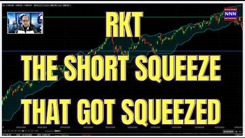 RKT Stock Short Squeeze That Got Squeezed