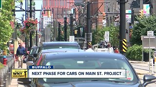 Next phase for cars on Main St. project