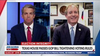 Texas AG Paxton Defends Election Integrity Bills