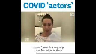 COVID Actors BUSTED!!!