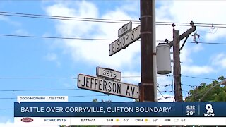 Border battle: Where does Clifton end and Corryville start?