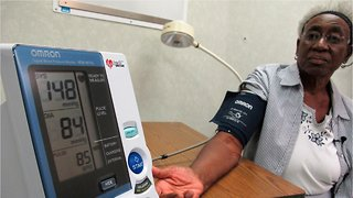 Older, Obese People Morning Exercise Lower Blood Pressure