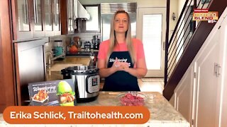 Trail to health beef tacos | Morning Blend