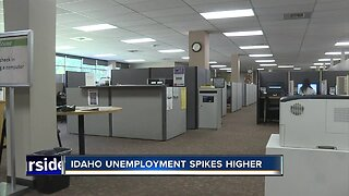 Idaho unemployment numbers