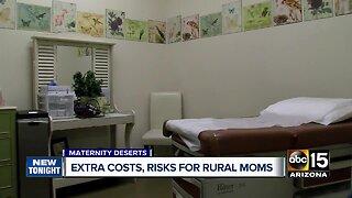 Thousands if Arizona women live in 'maternity desert'