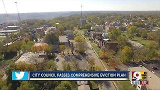 Cincinnati City Council passes measures to reduce evictions