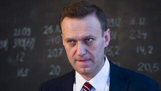 Russian Opposition Leader Alexei Navalny Arrives At Berlin Hospital