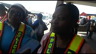 SOUTH AFRICA - Durban - Police SAPS App launch (Video) (fH6)