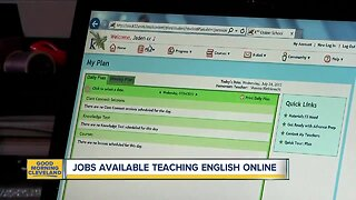 Local teachers get financial boost by teaching online English language classes for Chinese students