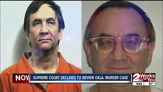 Supreme Court declines to review Oklahoma murder case