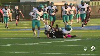 Palm Beach County school suspends football season