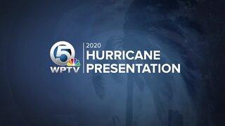 Steve Weagle's 2020 Hurricane presentation