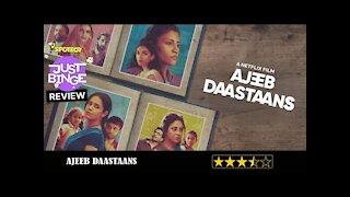 Ajeeb Daastaans REVIEW   Just Binge Reviews   SpotboyE