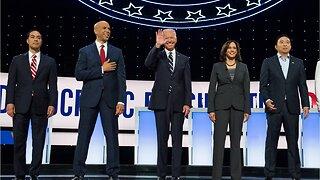 Candidates attack Trump: Democratic presidential debate opens