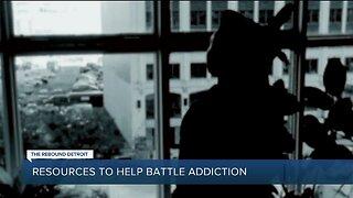 Rebound Detroit: Resources to help battle addiction