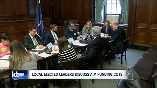 Local leaders trying to restore state funding