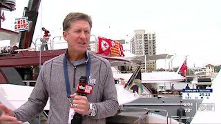 Tampa builds Yacht Village to host luxury vessels Super Bowl weekend
