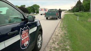 'Click It or Ticket' Campaign now underway in Wisconsin