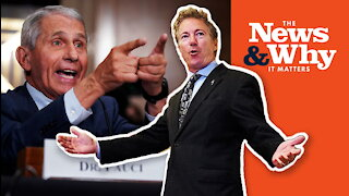 Rand Paul Says Fauci LIED, Fauci LASHES BACK Under Pressure | Ep 824
