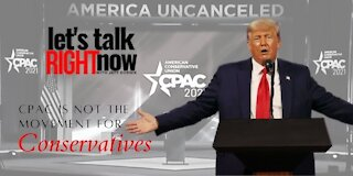 CPAC is not the conservative movement Trump supporters need
