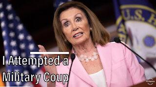 Nancy Pelosi's Laptop & a Coup Attempt