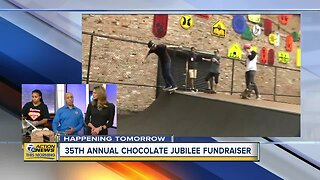 Chocolate Jubilee to support Alzheimer's Association