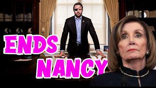 Dan Crenshaw ENDS Nancy Pelosi career in a SAVAGE House Floor Speech on Stimulus Bill
