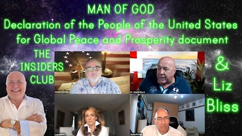 MAN OF GOD Declaration Of The People
