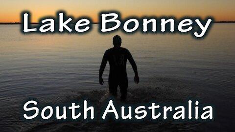 Lake Bonney Marathon Swim, South Australia (Physical Challenge #3)