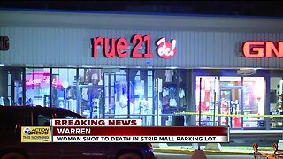 Police: Woman fatally shot while picking up daughter from strip mall in Warren