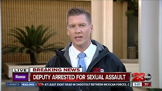 BREAKING NEWS: KCSO Deputy arrested for sexual assault