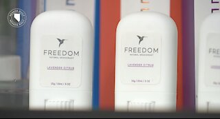 Las Vegas company getting women healthier one armpit at a time