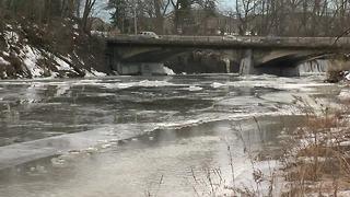 Ice jam flooding concerns in West Seneca