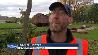 National Railroad Museum presents pumpkin train