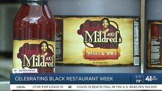 Celebrating Black Restaurant Week