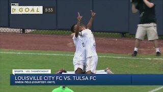 FC Tulsa Defeats Louisville City FC