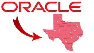 Oracle is Moving to Texas!