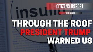 Through the ROOF: President Trump Warned US!