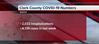 Nevada COVID-19 numbers   July 2