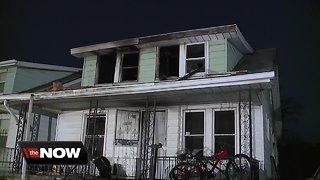 2-year-old boy dies in house fire on Detroit's east side