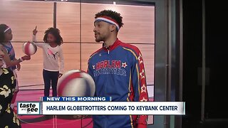 Harlem Globetrotters coming to Keybank Center