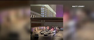 Police: 1 in critical after overnight stabbing at Venetian in Las Vegas