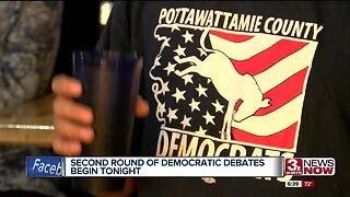 Second Round of Democratic Debates - Local Community Reacts