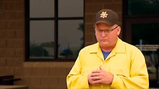 Sheriff Smith on Cameron Peak Fire